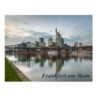 Postal Frankfurt-am-Main