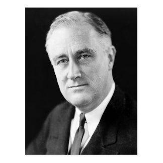 Postal Franklin Delano Roosevelt