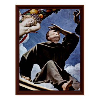 Postal Frescos en la capilla de Eleonora DA Toledo