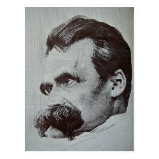 Postal Friedrich Nietzsche