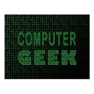 Postal Friki del ordenador