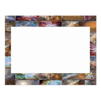 Postal Frontera artística - añada su texto o imagen