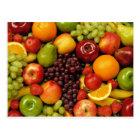 Postal frutas y frutas
