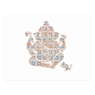 Postal Fuerza de Ganesh