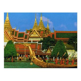 Postal Gabarra real de Tailandia, Bangkok