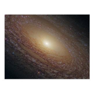 Postal Galaxia espiral NGC 2841