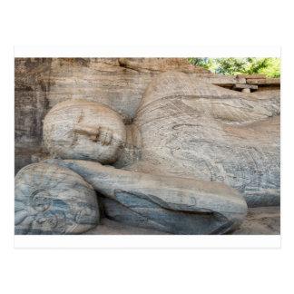 Postal Galón Vihara, Polonnaruwa, Sri Lanka