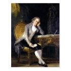 Postal Gaspar Melchor de Jovellanos sumario. Por Francisc