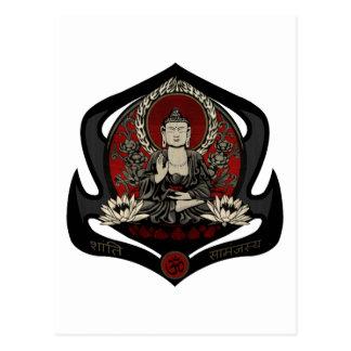 Postal Gautama Buddha