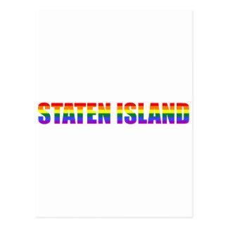 Postal gay de Staten Island