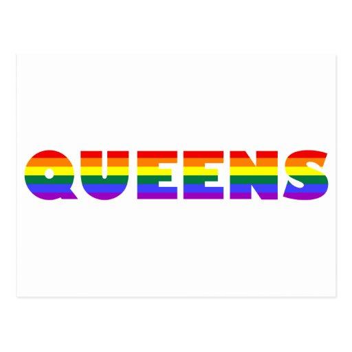 Postal gay del Queens