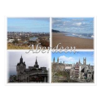 Postal GB Reino Unido - Escocia - Aberdeen -
