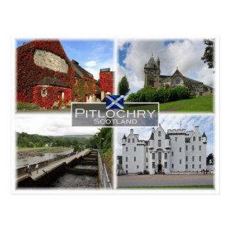 Postal GB Reino Unido - Escocia - Pitlochry -