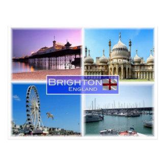 Postal GB Reino Unido - Inglaterra - Brighton -