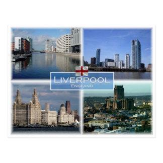 Postal GB Reino Unido - Inglaterra - Liverpool -