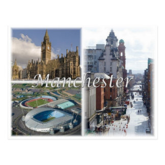 Postal GB Reino Unido - Inglaterra - Manchester -