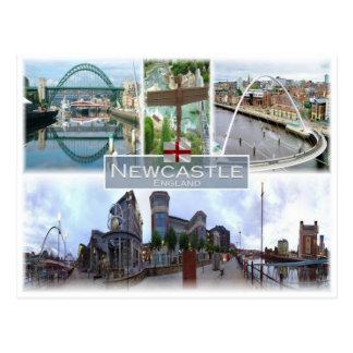 Postal GB Reino Unido - Inglaterra - Newcastle -