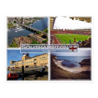 Postal GB Reino Unido - Inglaterra - Southampton -
