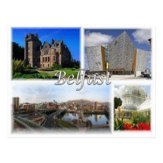 Postal GB Reino Unido - Irlanda del Norte - Belfast -