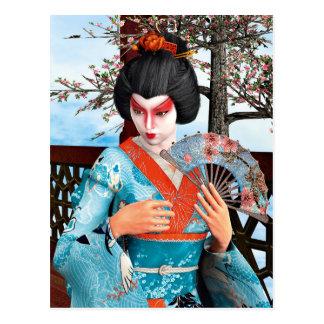 Postal Geisha