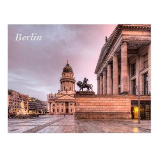 Postal Gendarmenmarkt Berlín