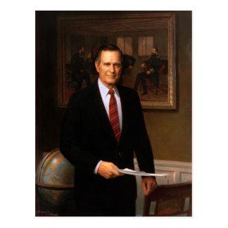 Postal George Bush