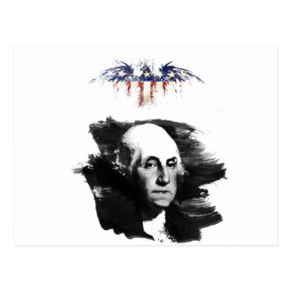 Postal George Washington