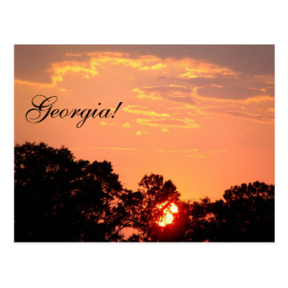 Postal ¡Georgia!