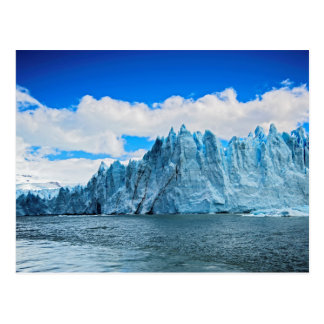 Postal Glaciar de Perito Morena, Patagonia