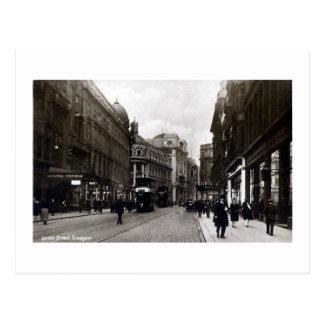 Postal, Glasgow, calle de la unión Postal