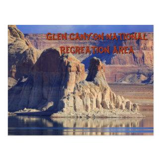 Postal Glen Canyon