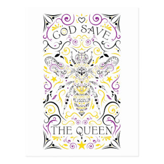 Postal God Save the Queen
