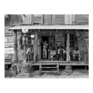 Postal Gordonton, Carolina del Norte: 1939