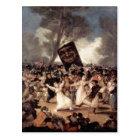 Postal Goya y Lucientes, Francisco de Francisco de Goya F