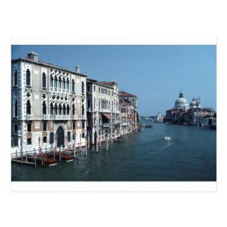Postal Gran Canal Venecia Tom Wurl.jpg