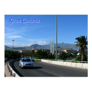 Postal Gran Canaria