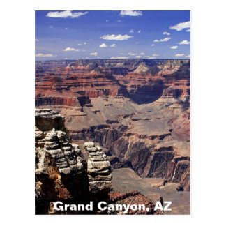 Postal Gran Cañón, Arizona
