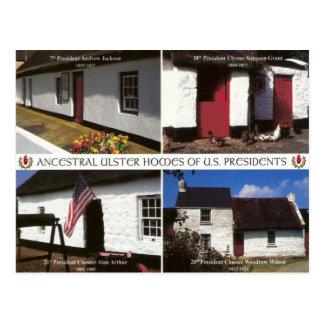 Postal Granjas presidenciales de los E.E.U.U. en Ulster