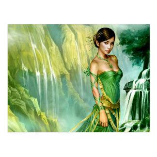 Postal Green waterfall beauty