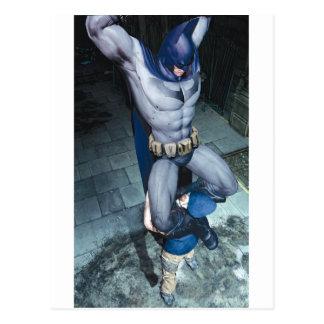 Postal Grupo 1 de Batman