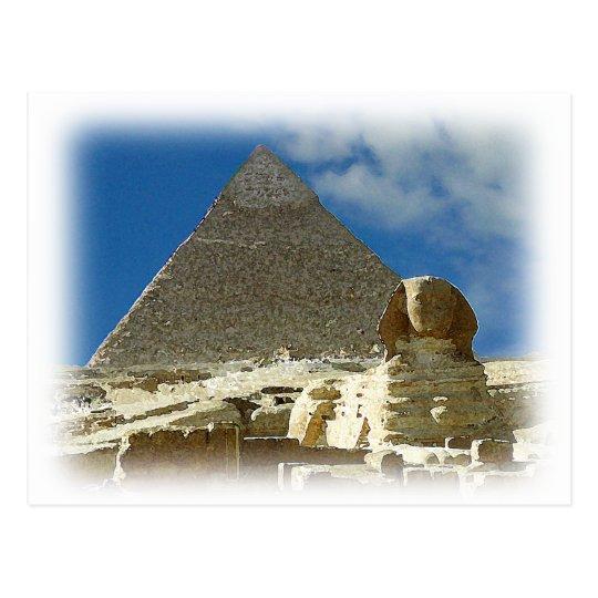 Postal Guarda de Giza