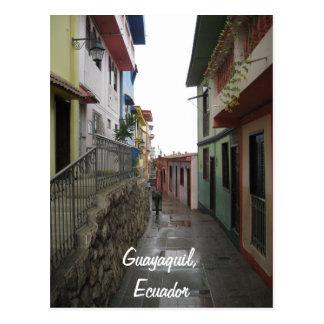 Postal Guayaquil, Ecuador
