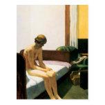 Postal Habitación de Edward Hopper