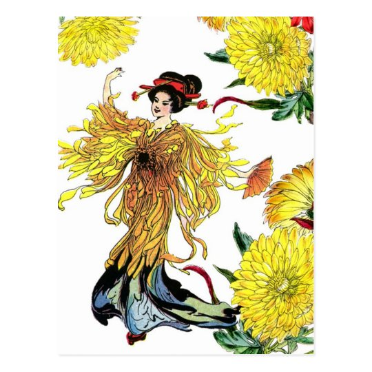Resultado de imagen de hada de los crisantemos