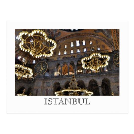 Postal Hagia Sophia, Estambul