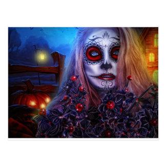 Postal Halloween