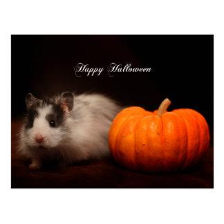Postal Halloween de Oreo