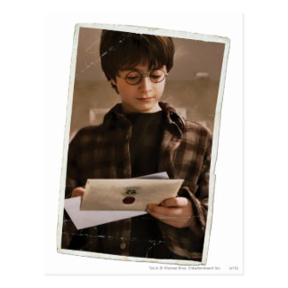 Postal Harry Potter 9