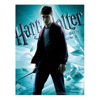 Postal Harry Potter HPE6 2