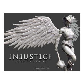 Postal Hawkgirl